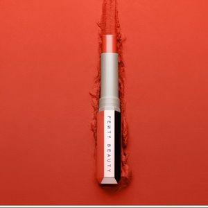 Fenty Beauty Makeup - Fenty Beauty Mattemoiselle lipstick tiger tini